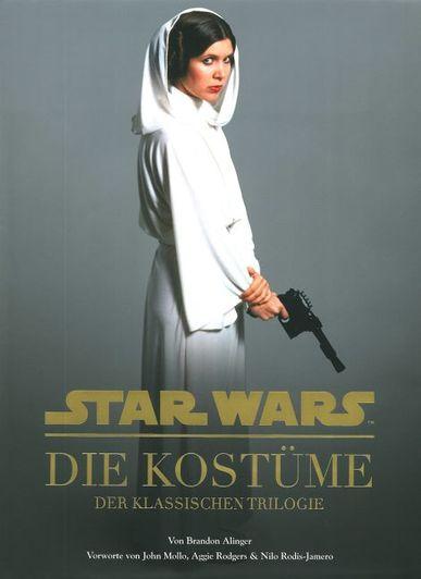 Star Wars: Die Kostüme der klassischen Trilogie - Das Cover