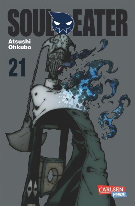 Soul Eater 21 - Das Cover