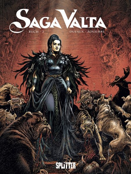 Saga Valta: Buch 2 - Das Cover