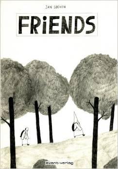 Friends - Das Cover