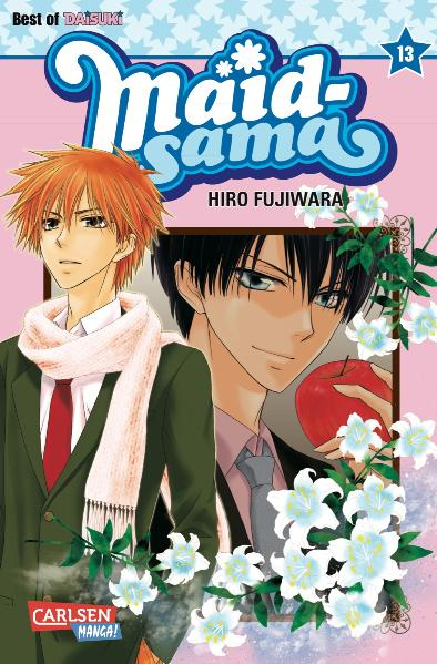 Maid-sama 13 - Das Cover