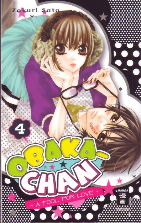 Obaka-chan - A Fool for Love 4 - Das Cover