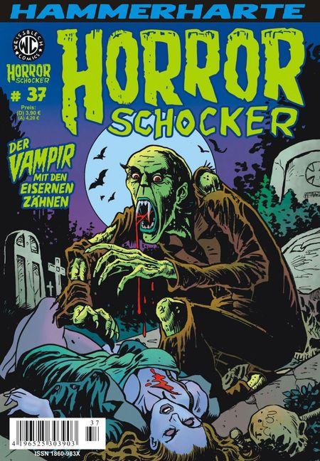 Horrorschocker 37 - Das Cover