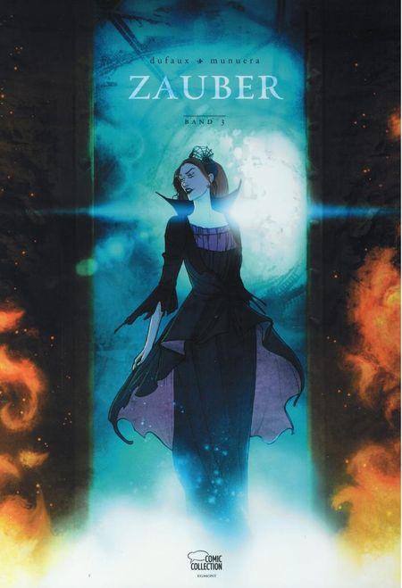 Zauber 3 - Das Cover