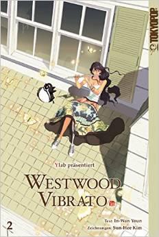 Westwood Vibrato 2 - Das Cover