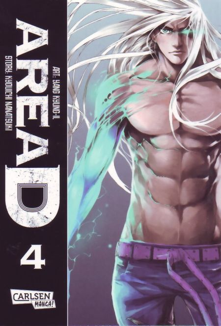 Area D 4 - Das Cover