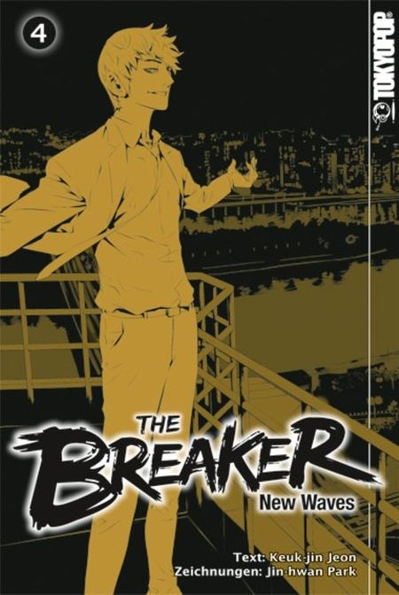 The Breaker - New Waves 4 - Das Cover