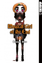 Magical Girl of the End 2 - Das Cover