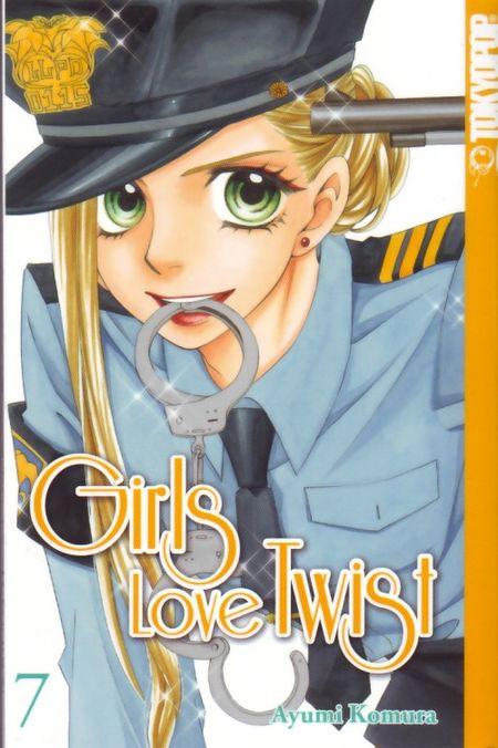 Girls Love Twist 7 - Das Cover