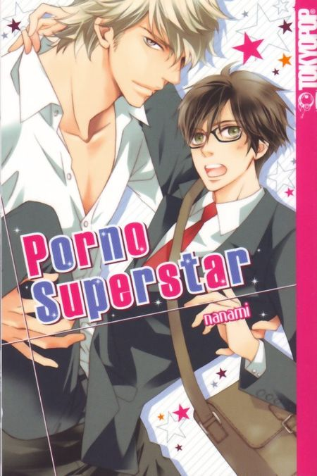 Porno Superstar - Das Cover