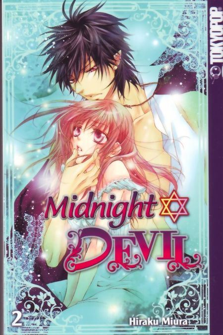 Midnight Devil 2 - Das Cover