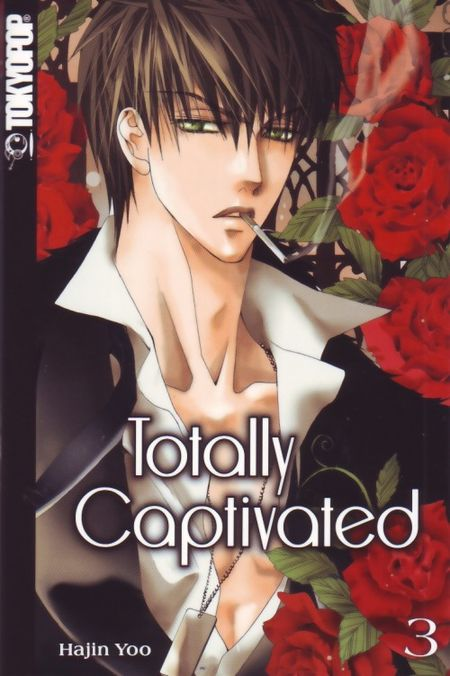 Totally Capitivated 3 - Das Cover