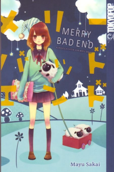 Merry Bad End - Das Cover