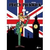 Percy Pickwick Gesamtausgabe 1 - Das Cover