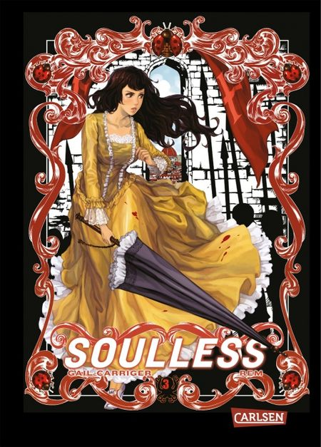 Soulless 3 - Das Cover