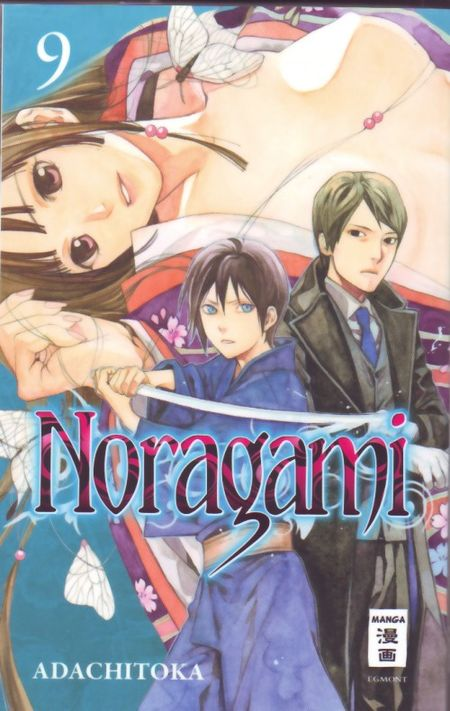 Noragami 9 - Das Cover