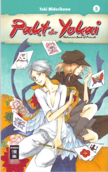 Pakt der Yokai 5 - Das Cover