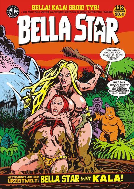 Bella Star trifft Kala - Das Cover
