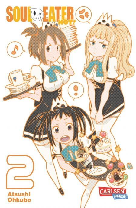 Soul Eater NOT! 2 - Das Cover