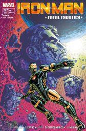 Iron Man: Fatal Frontier 2 - Das Cover