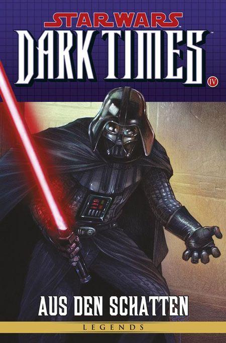 Star Wars Sonderband 83 - Dark Times 4: Aus den Schatten - Das Cover
