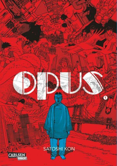 Opus 1 - Das Cover