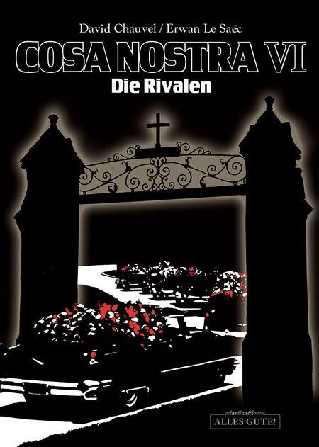 Cosa Nostra VI - Das Cover