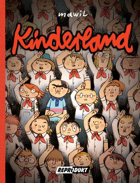 Kinderland - Das Cover