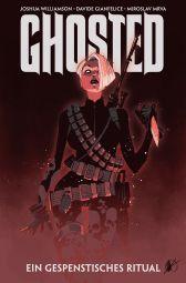 Ghosted 2: Ein gespenstisches Ritual - Das Cover