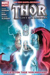 Thor - Gott des Donners 4: Die letzten Tage von Midgard - Das Cover