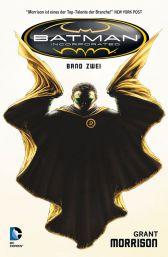 Batman Incorporated Paperback 2 - Das Cover