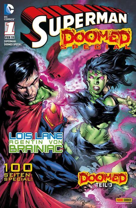 Superman Doomed Special 1 - Das Cover
