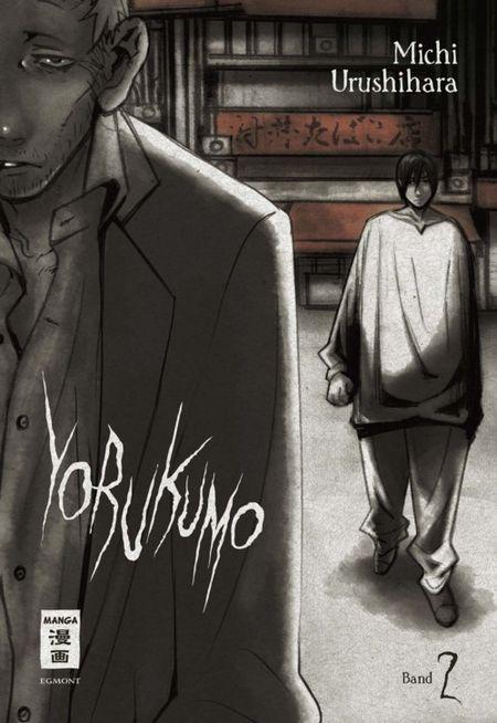 Yorokumo 2 - Das Cover