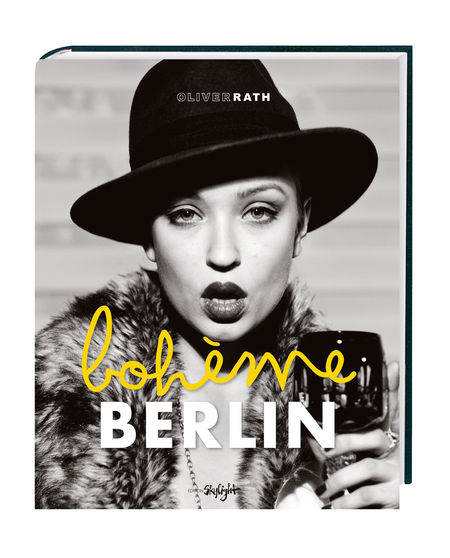 Berlin bohéme - Das Cover