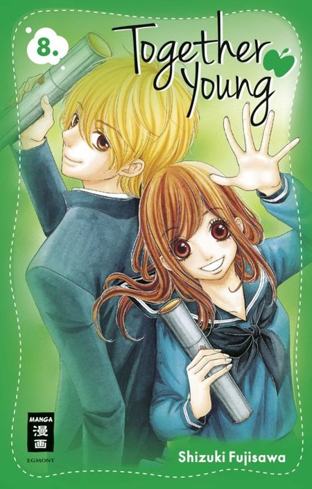 Together Young  8 - Das Cover