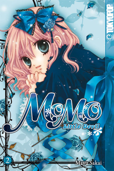 Momo Little Devil Sonderband 1 (3in1) - Das Cover