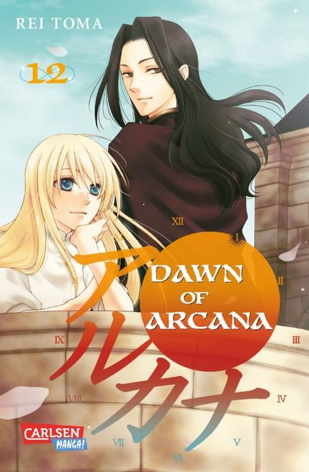 Dawn of Arcana 12 - Das Cover