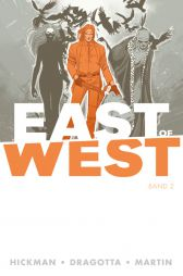 East of West 2 - Das Cover