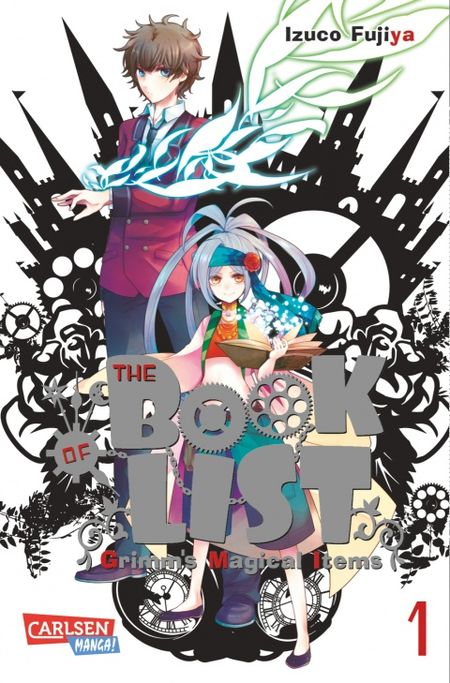 The Book of List 1 - Das Cover