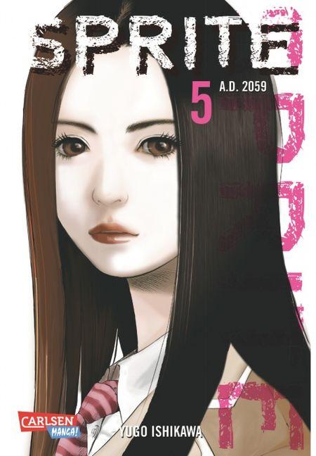 Sprite 5 - Das Cover