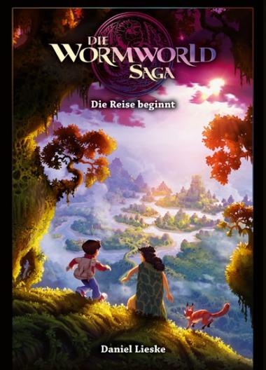 Die Wormworld Saga 2 - Das Cover
