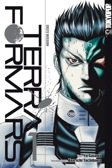 Terra Formars 1 - Das Cover