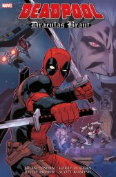Deadpool: Draculas Braut - Das Cover