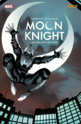Moon Knight 1: Aus dem Reich der Toten - Das Cover