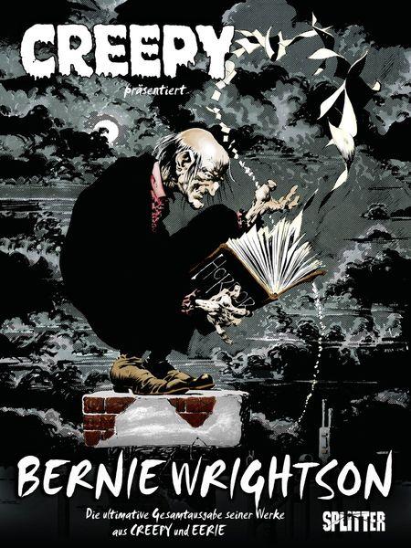 Creepy präsentiert Bernie Wrightson - Das Cover