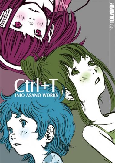Ctrl+T INIO ASANO WORKS - Das Cover