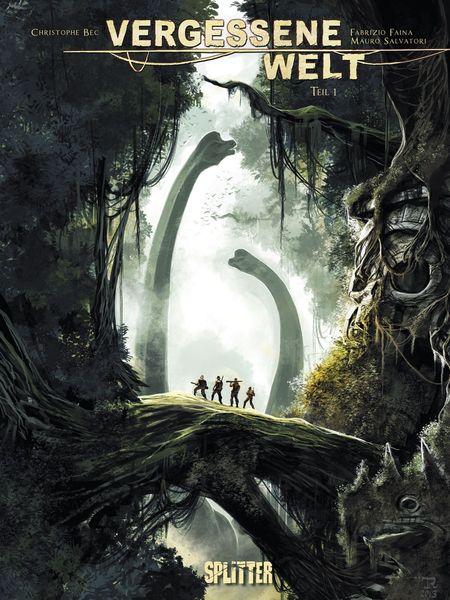 Vergessene Welt - Teil 1 - Das Cover