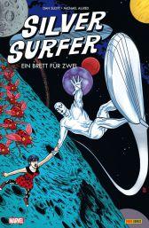 Silver Surfer 1: Ein Brett für zwei - Das Cover