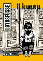 Lotusfüsse - Das Cover