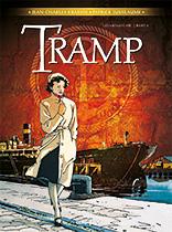Tramp Gesamtausgabe 1 - Das Cover